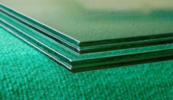 Laminated Glass with PVB Interlayer